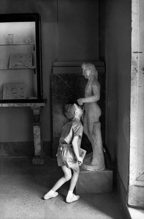 Henri Cartier-Bresson: Naples