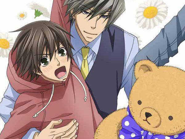 BL Anime: Junjou Romantica 純情ロマンチカ / Junjou Mistake