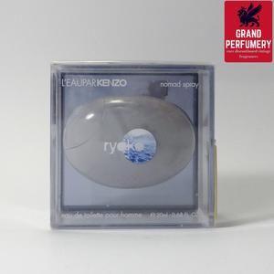 Buy Now Kenzo L`Eau Par Kenzo 2009 ryoko Nomad Spray EDT 20ml/0.68 fl. oz @Grand Perfumery