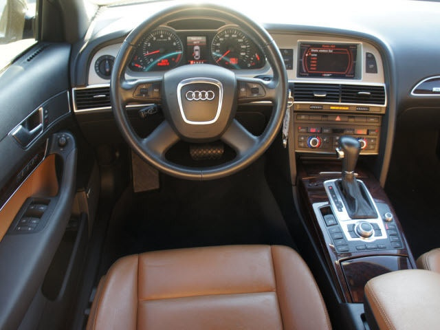 2007 Audi A6... nice interior!