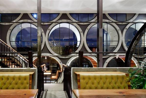 Techne Architects Tasarımı Prahan Otel ve Kafe - Görsel 3