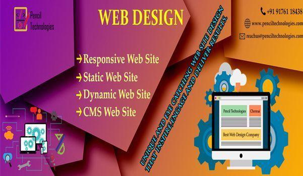 Get Static Dynamic And Mobile Friendly Websites Reliable Web Designers Assured Domain Registration Domai In 2020 Innovative Websites Siteground Hosting Web Design