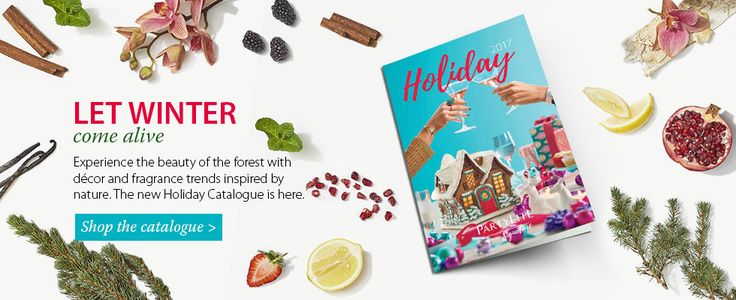 Shop our Holiday catalog today!
