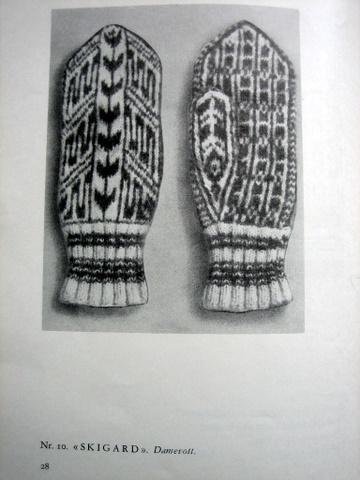 YARN JUNGLE: Selbu patterns from the fifties