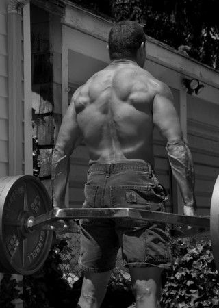 A trap bar is going to give you a full body workout like you wouldn't believe. Use for deadlifts and take the fear out of squatting!