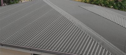 "Colourbond Roof ""Shale Grey"""