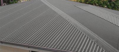"Colourbond Roof ""Shale Grey"""