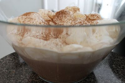 """""""coffee punch"""" was served at a friend's wedding recently . . . it was amazing. i have no idea if this is the same recipe, but really, how could you go wrong with these ingredients? YUM."""