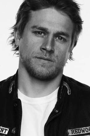 Charlie Hunnam Jackson 'Jax' Teller - Sons of Anarchy Picture