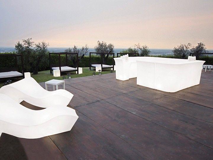 #JUMBO #BAR #Theke In&#Outdoor #Barmöbel mit #Beleuchtung #Slide Design