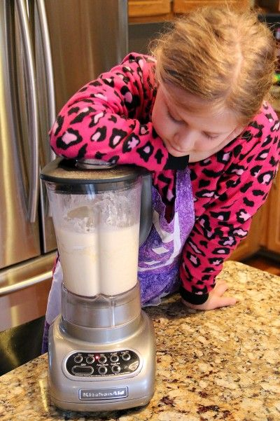 Crepes So Easy a 2nd Grader Can Make Them