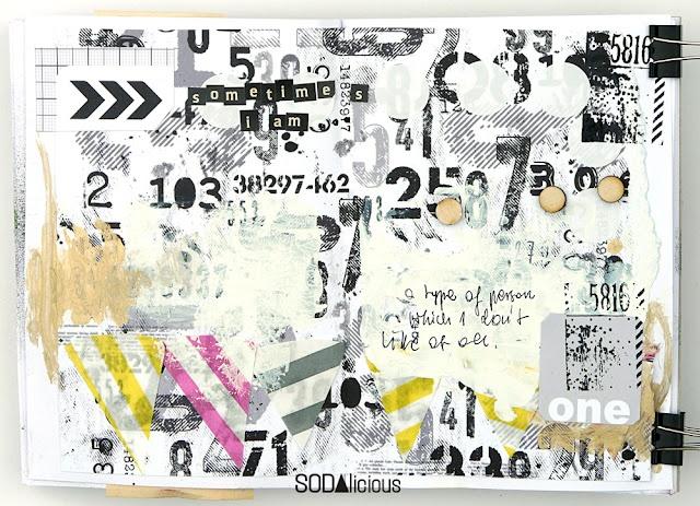 made by Mumka with SODAlicious supplies (www.sodalicious.pl)Design Inspiration, Scrapbook Ideas, Journals Inspiration, Art Inspiration, Art Journals, Mumkaa Aka, Scrap Therapy, Scrapbook Inspo, Media Inspiration