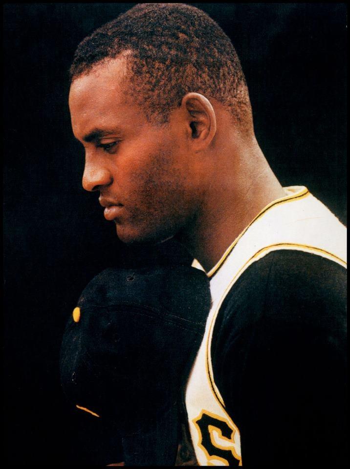 Roberto Clemente - Baseball Player