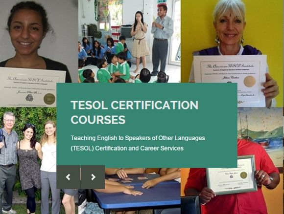 TESOL Virtual Learning Center