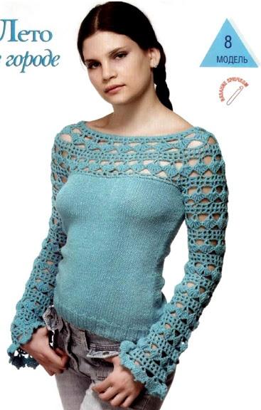 crochet yoke #free #crochet #pattern <3ceruleana<3