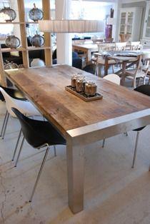 SILO 6 | Tafel en eettafels