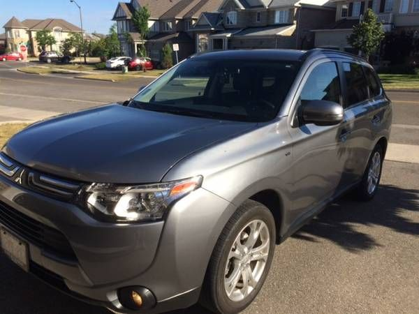 2014 Mitsubishi Outlander GT SUV, AWD,7 Seats, Opportunity!! (OAKVILLE) $21950