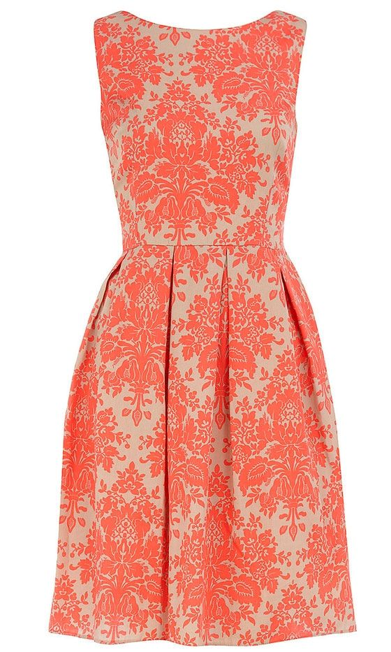 bought this for the multitude of weddings I am attending this spring/summer! super excited. from dorothy perkins.