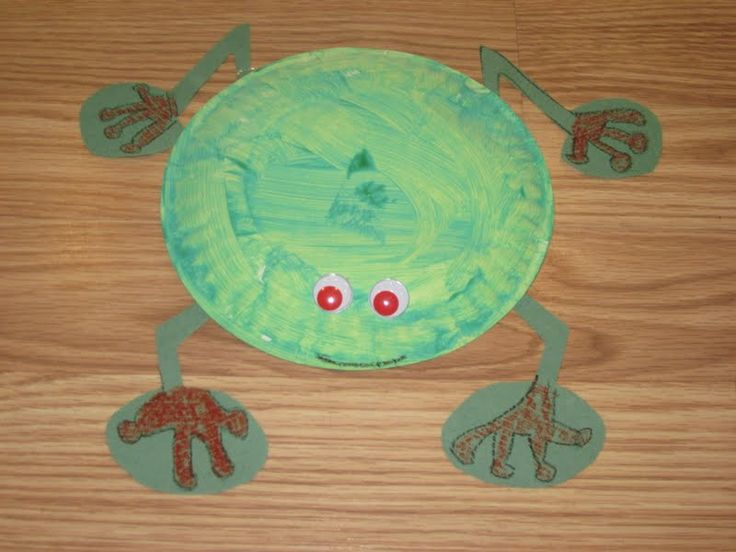 Gummy Lump: Toys that Make Sweet Memories: Red Eyed Tree Frog Craft for Kids: Project #104