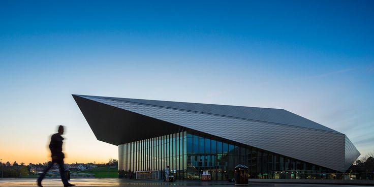 The Swiss Tech Convention Center - Ecublens, Switzerland