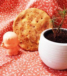 奈良漬けの味噌クッキー