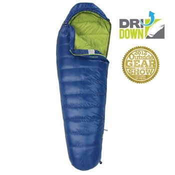 Sierra Designs Zissou 15 with DriDown - holy crap h2o resistant down!!! $260Camps Green, Favorite Gears, Sierra Design, Design Zissou, Camps Gears, Sleep Bags, Camps Stuff, Design Dridown, Green Gears