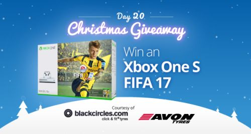 WIN an Xbox One S Fifa 17 Bundle {UK}(01/19/2017) via... sweepstakes IFTTT reddit giveaways freebies contests