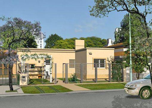 Costo de la PC2D. Vivienda de construcción en seco 65 m2 steel framing de 2 dormitorios - vivienda de construcción en seco steel framing,muros exteriores,entramado de acero,cubierta de techos plana,cochera de cubierta traslúcida