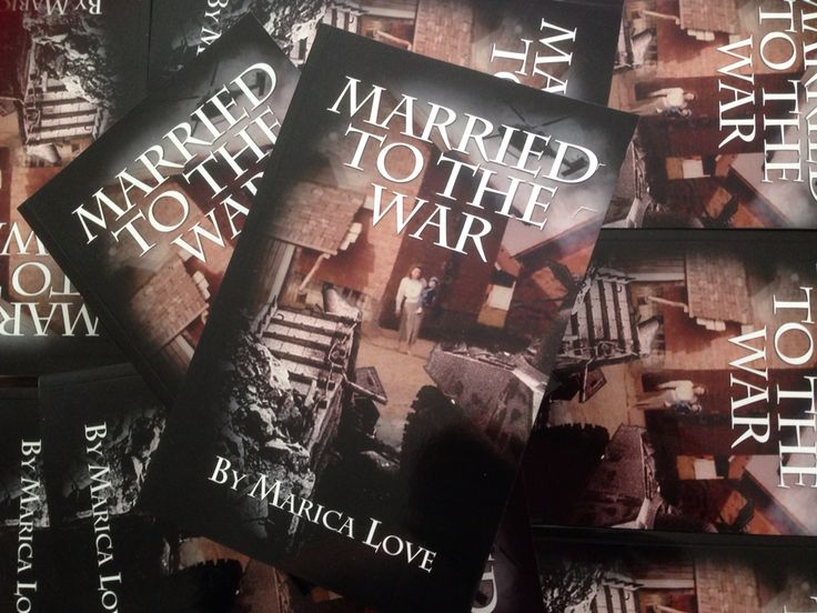 My first book 'Married to the War' by Marica Love Award Winner in the New Book Awards USA Top 20  2015/2016   www.maricalove.com www.NewBookAwards.com