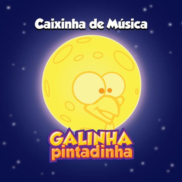 Caixinha De Musica Galinha Pintadinha De Galinha Pintadinha