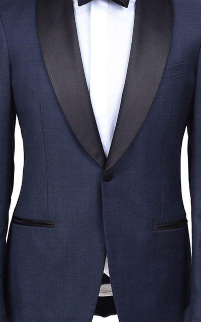 Madison Midnight Blue Tuxedo by Knot Standard
