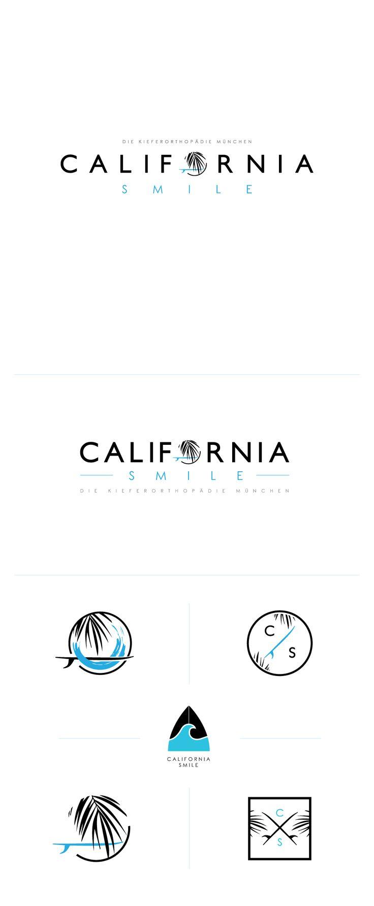 Logo design contest winner / California smile | 99 designs