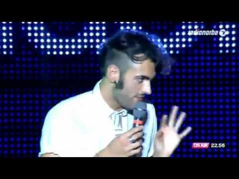 """Marco Mengoni - """"In un giorno qualunque"""" @ Battiti Live, Matera"""