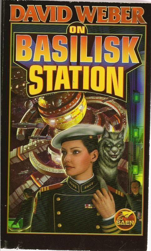 On Basilisk Station Honor Harrington David Weber PB 2014 Science Fiction