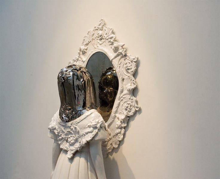 Kim Simonsson at Galerie Favardin & de Verneuil