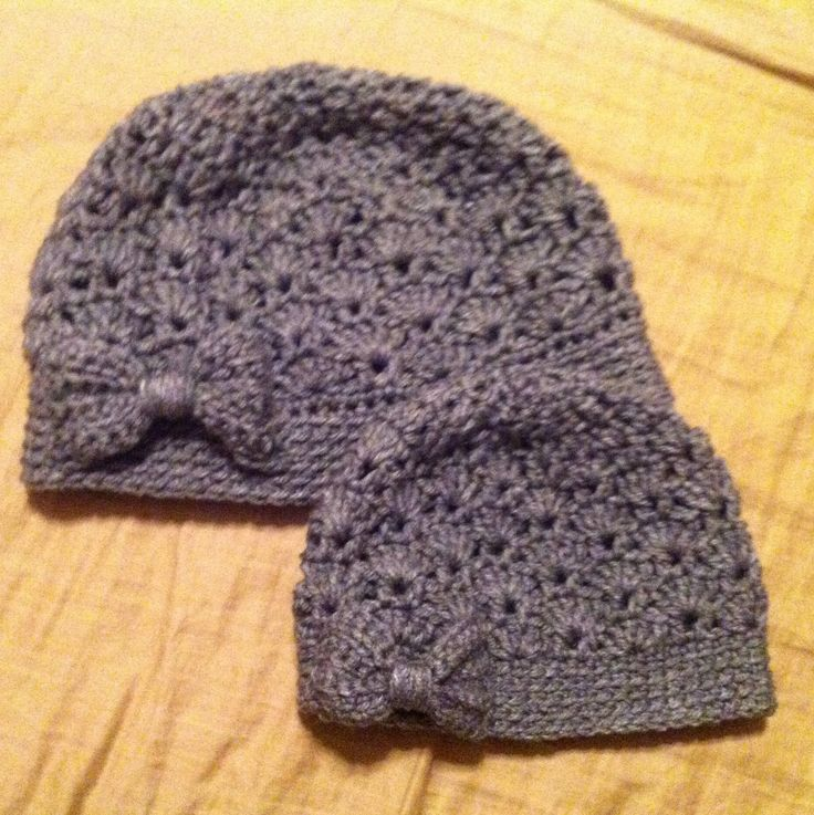 Gorgeous Cute Shelley Shell Beanie... With Special Thanks to an YouTube Tutorial by onevirtuouswoman.