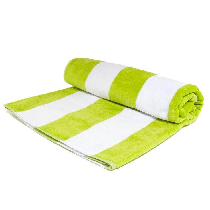 beach towel. Beach Towel  Luxury Lime Green and White Stripe Best 25 beach towels ideas on Pinterest Nautical