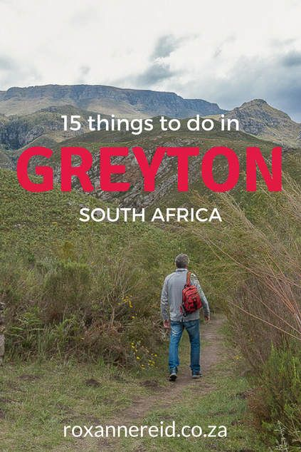 15 things to do in Greyton, Overberg, South Africa #Greyton #Overberg #SouthAfrica #travel