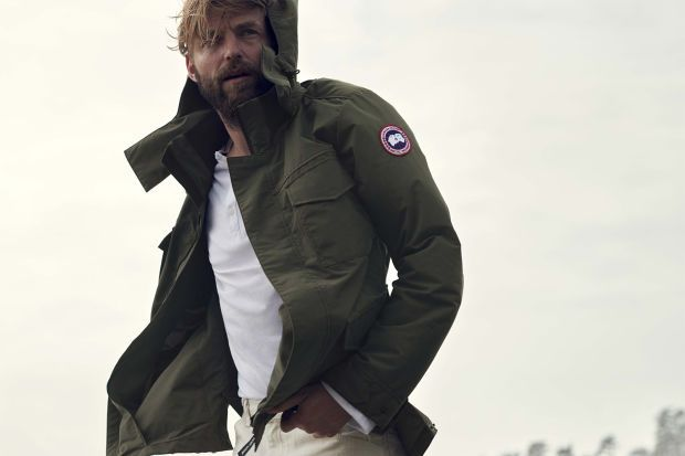 Canada Goose Debuts New Fully Waterproof Technical Fabric for Spring 2018