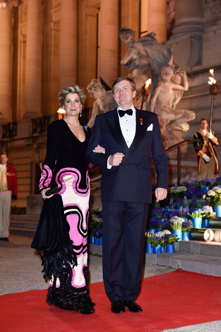 END OF THE STATE VISIT TO FRANCE TO THE KING AND THE QUEEN OF THE NETHERLANDS
