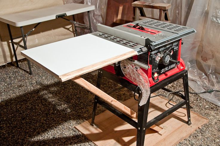 skil table saw extension - Buscar con Google