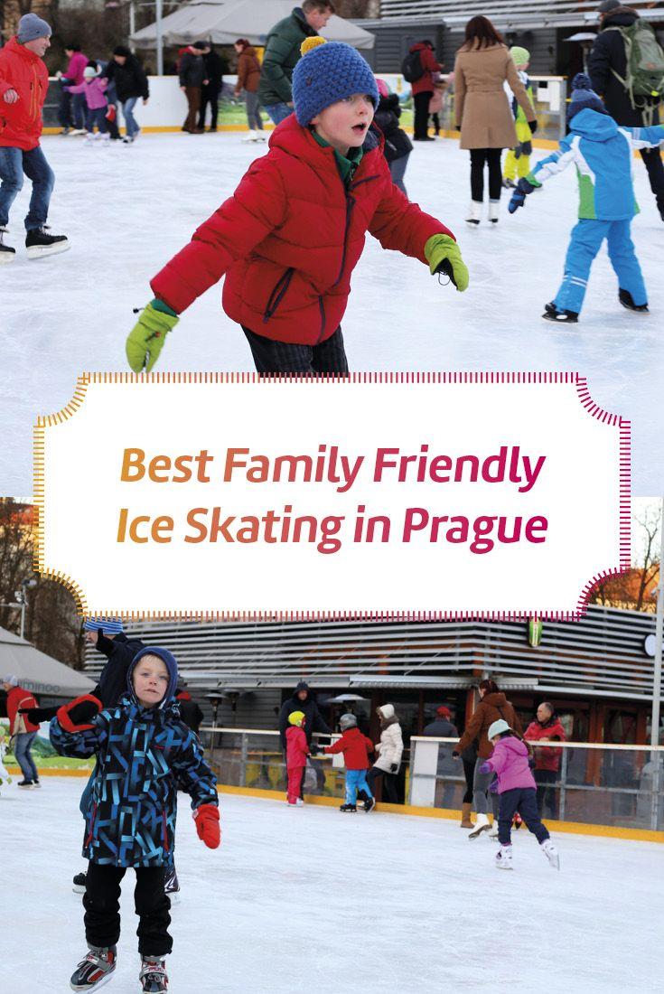 Prague with children I Prague Ice Skating I Prague Travel Blog I Prague in Winter I Free Printables Prague