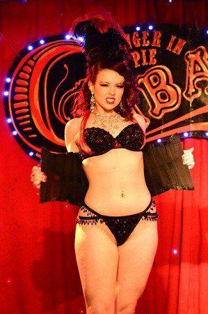 Booking agent for Scarlett - Burlesque Dancer | Tiberius ...