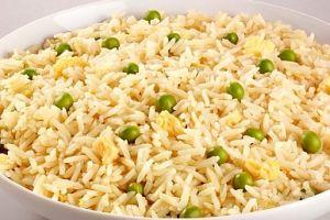 Egg fried rice, slimming world
