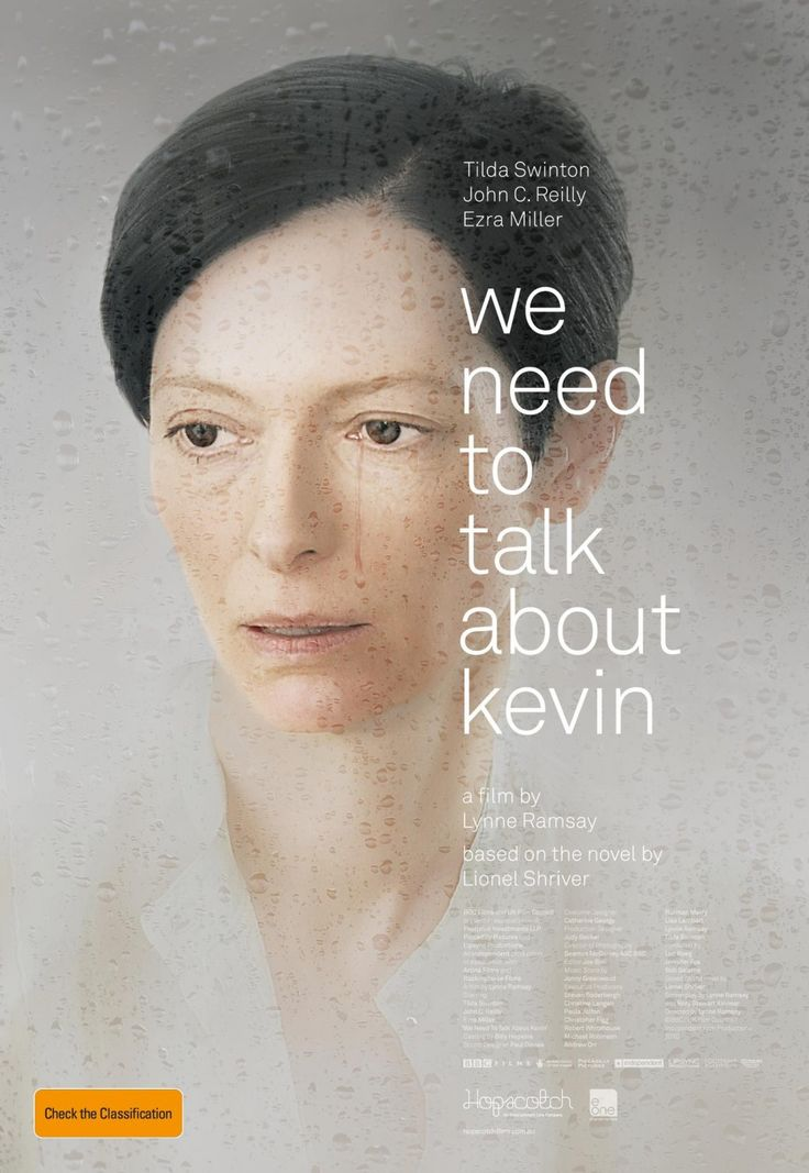 Kevin's mother struggles to love her strange child, despite the increasingly vicious things he says and does as he grows up. But Kevin is just getting started, and his final act will be beyond anything anyone imagined.