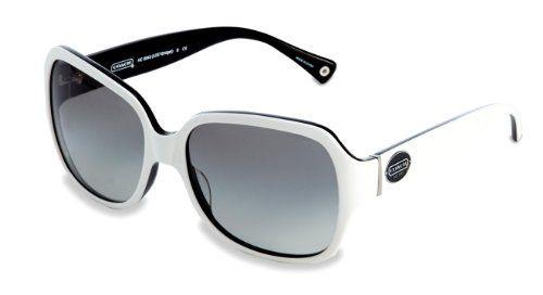 best - Sunglasses Coach 0HC8043 509011 WHITE/BLACK Coach http://www.amazon.com/dp/B00CTO35XE/ref=cm_sw_r_pi_dp_uqSNtb1SY6024RJ8