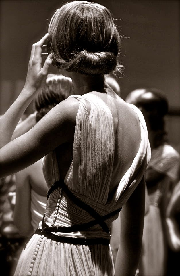 backstage christian dior 2006