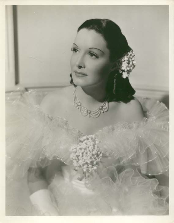 Gail Patrick in Man of Conquest (1939)