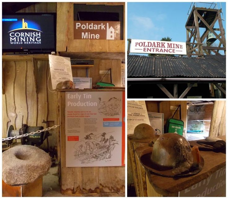 Poldark Mine - Cornwall