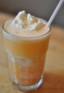 Suzanne Goin's Creamsicle Floats | cant believe I'm pinning food ...
